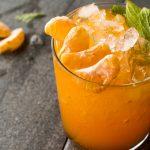 ponche de mandarina